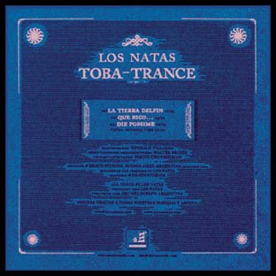 Now all I need is the Toba Trance I&II collection. I'm totally serious. Owning I and II isn't enough. I need I&II. I live in fear that this will someday lead to divorce.