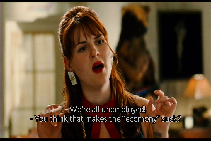 Only 'Idiocracy' understands me.