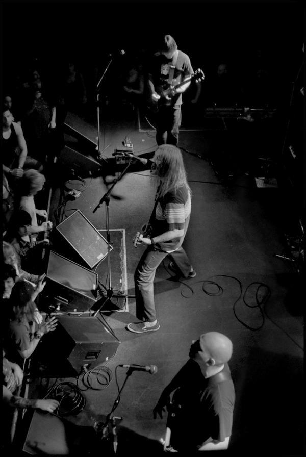 Rockin. (Photo by Mario Sanchez)