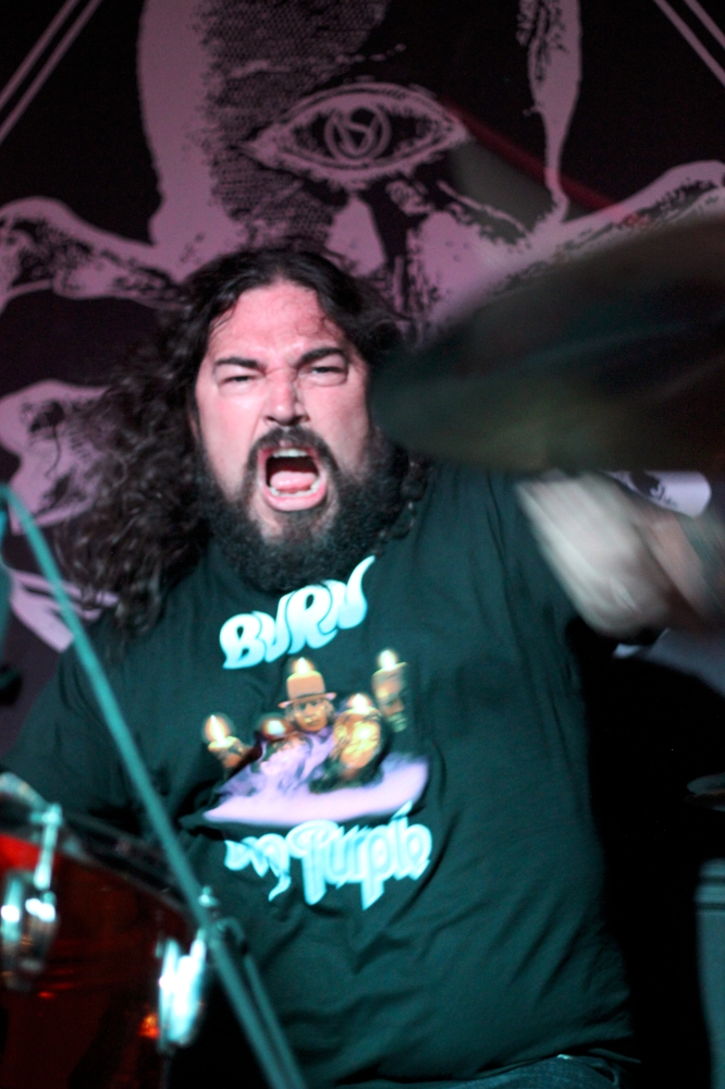 LIVE REVIEW: Saint Vitus, Weedeater and Sourvein in Brooklyn