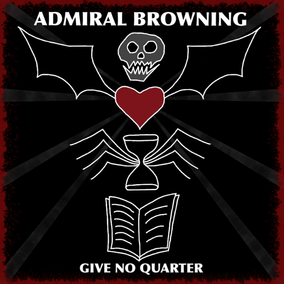 Review admiral browning give no quarter now biocorpaavc Choice Image