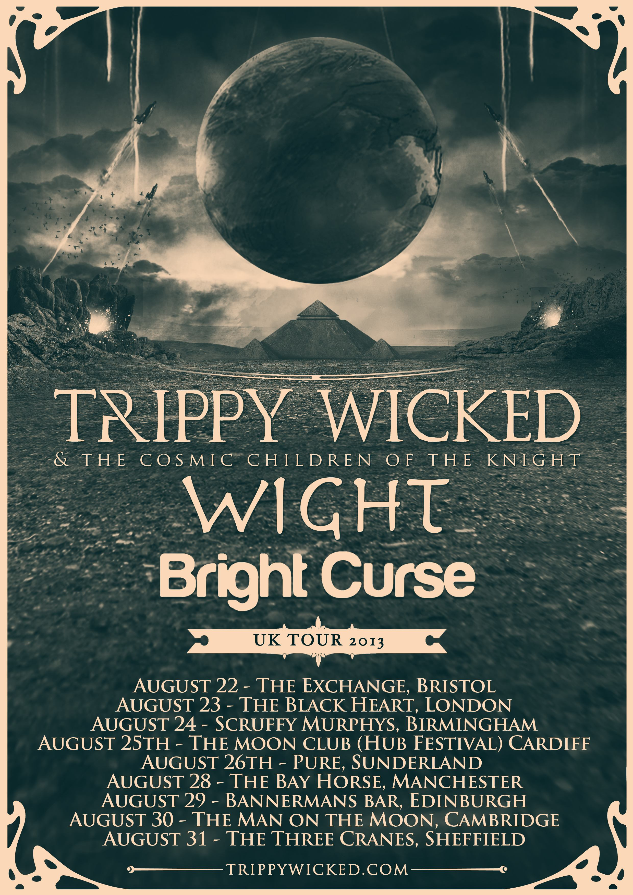 Wicked tour dates in Sydney