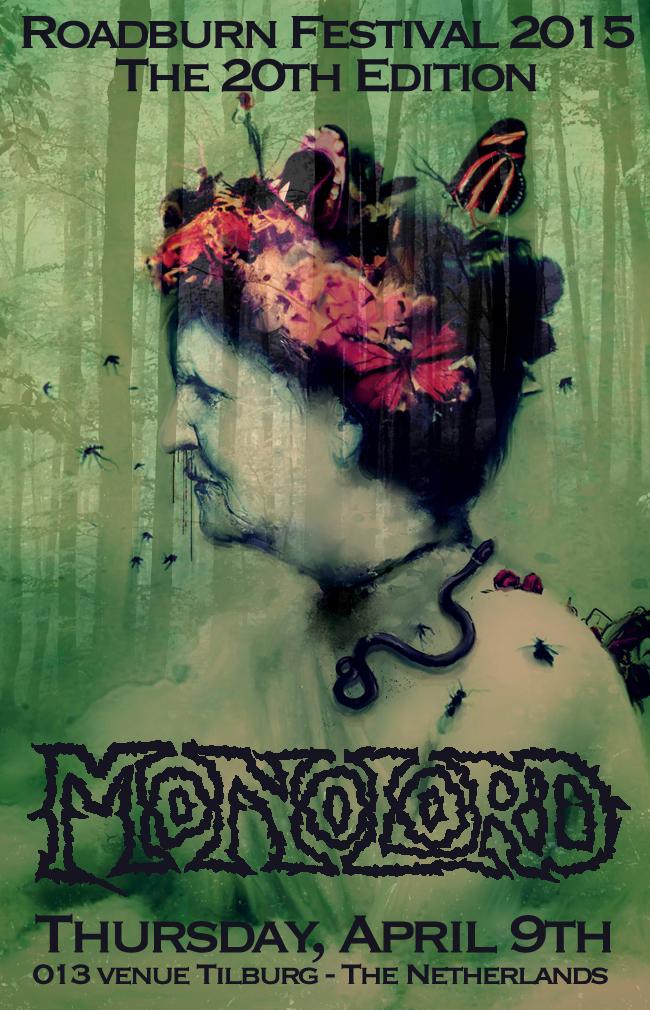 monolord roadburn 2015
