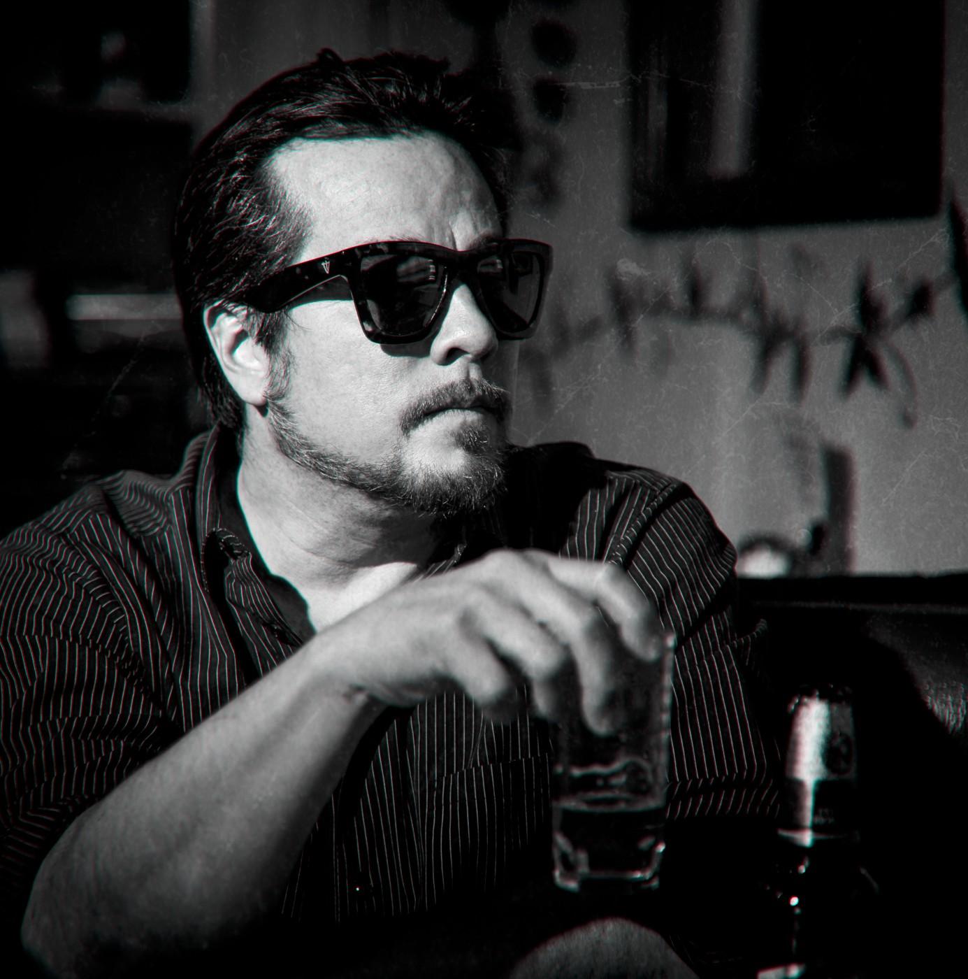 Mr. Garcia, boozing.