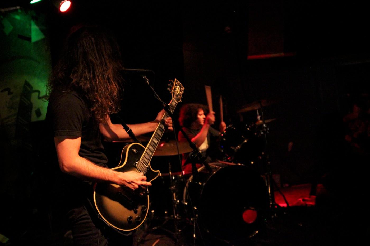 Black Cobra (Photo by JJ Koczan)