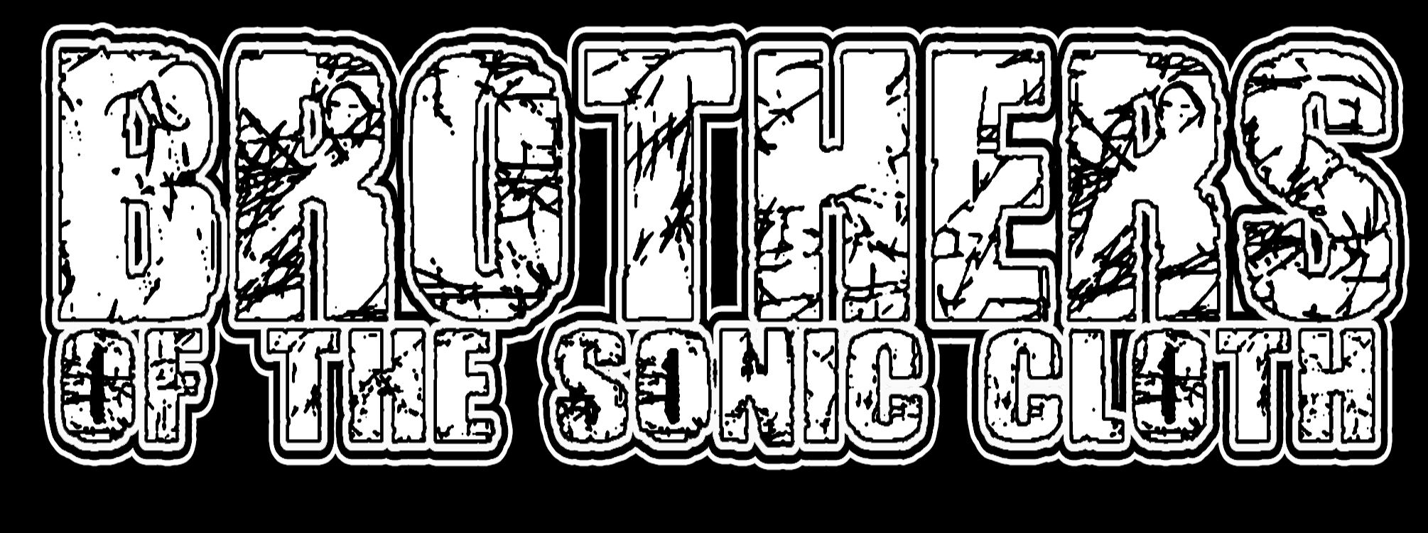 brothers of the sonic cloth logo