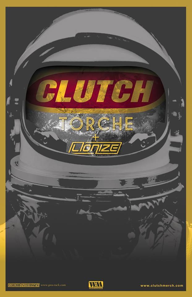 clutch torche lionize