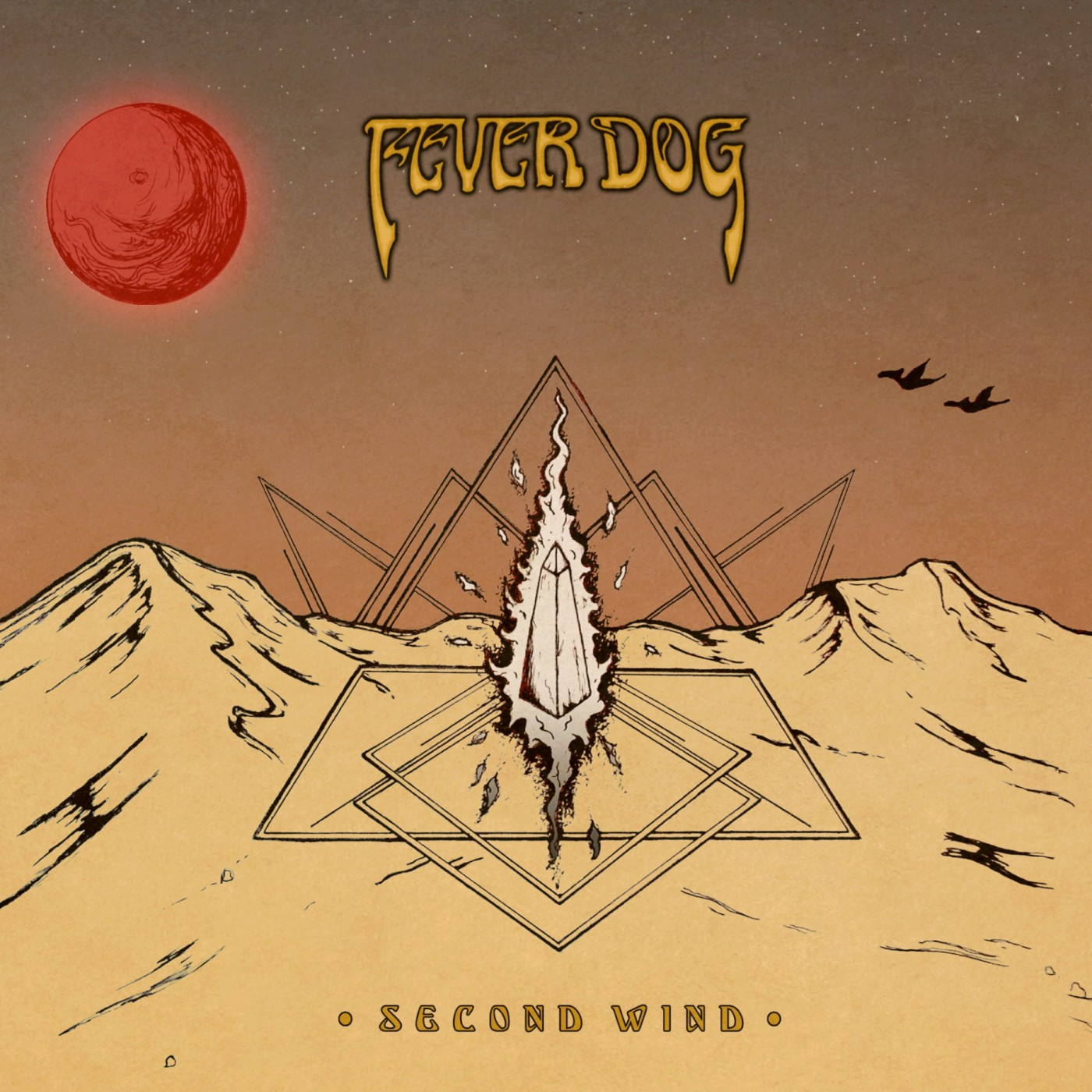 fever dog second wind
