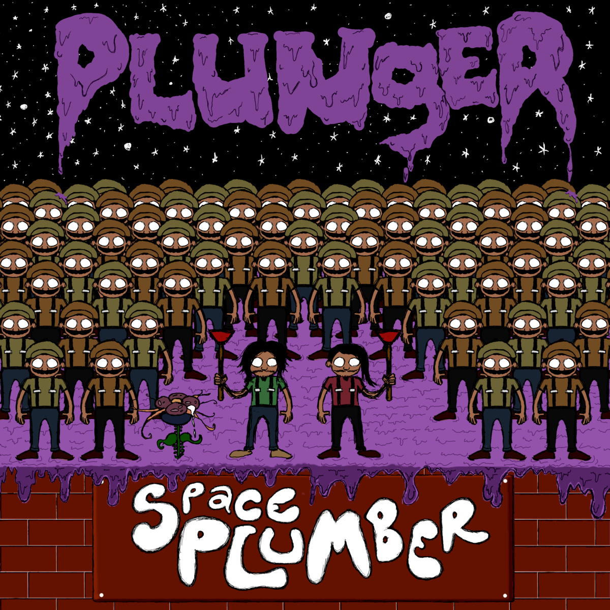 plunger space plumber