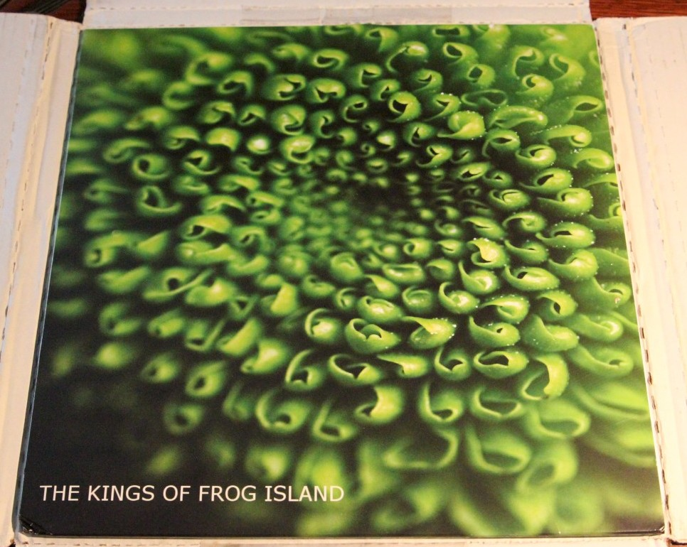 the kings of frog island v cover