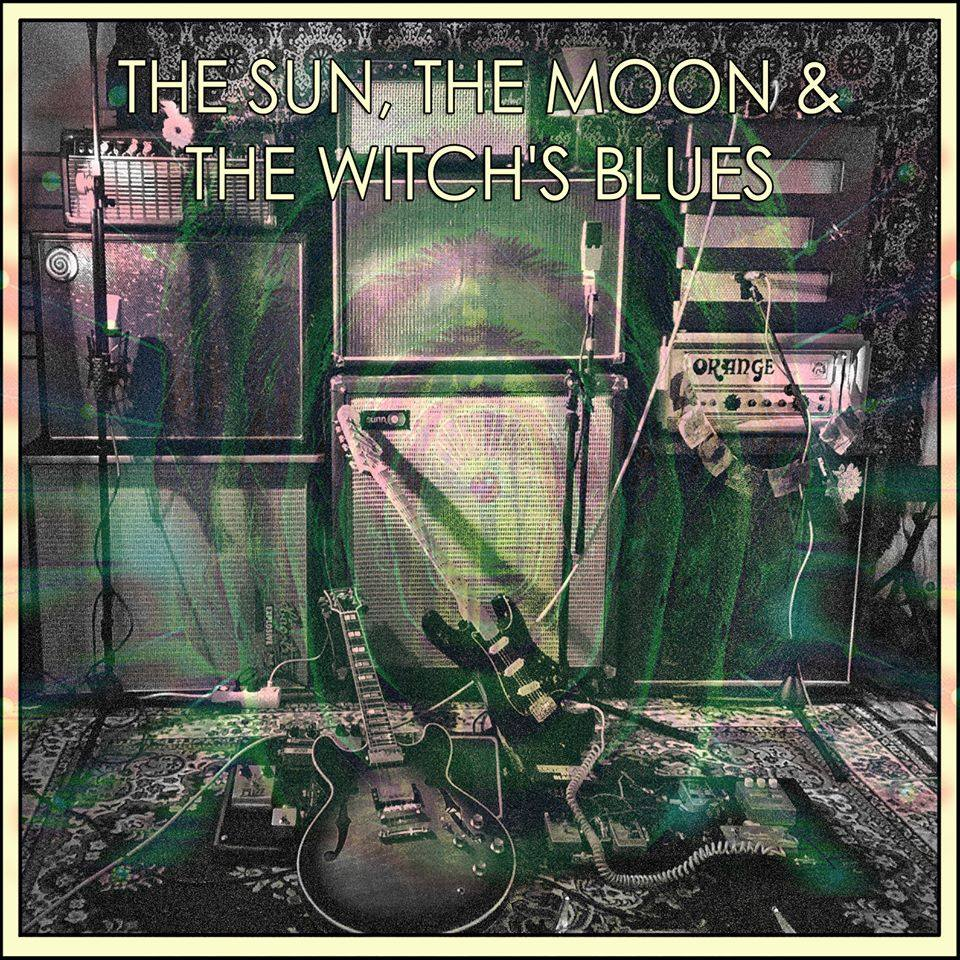 the sun the moon and the witch's blues self titled