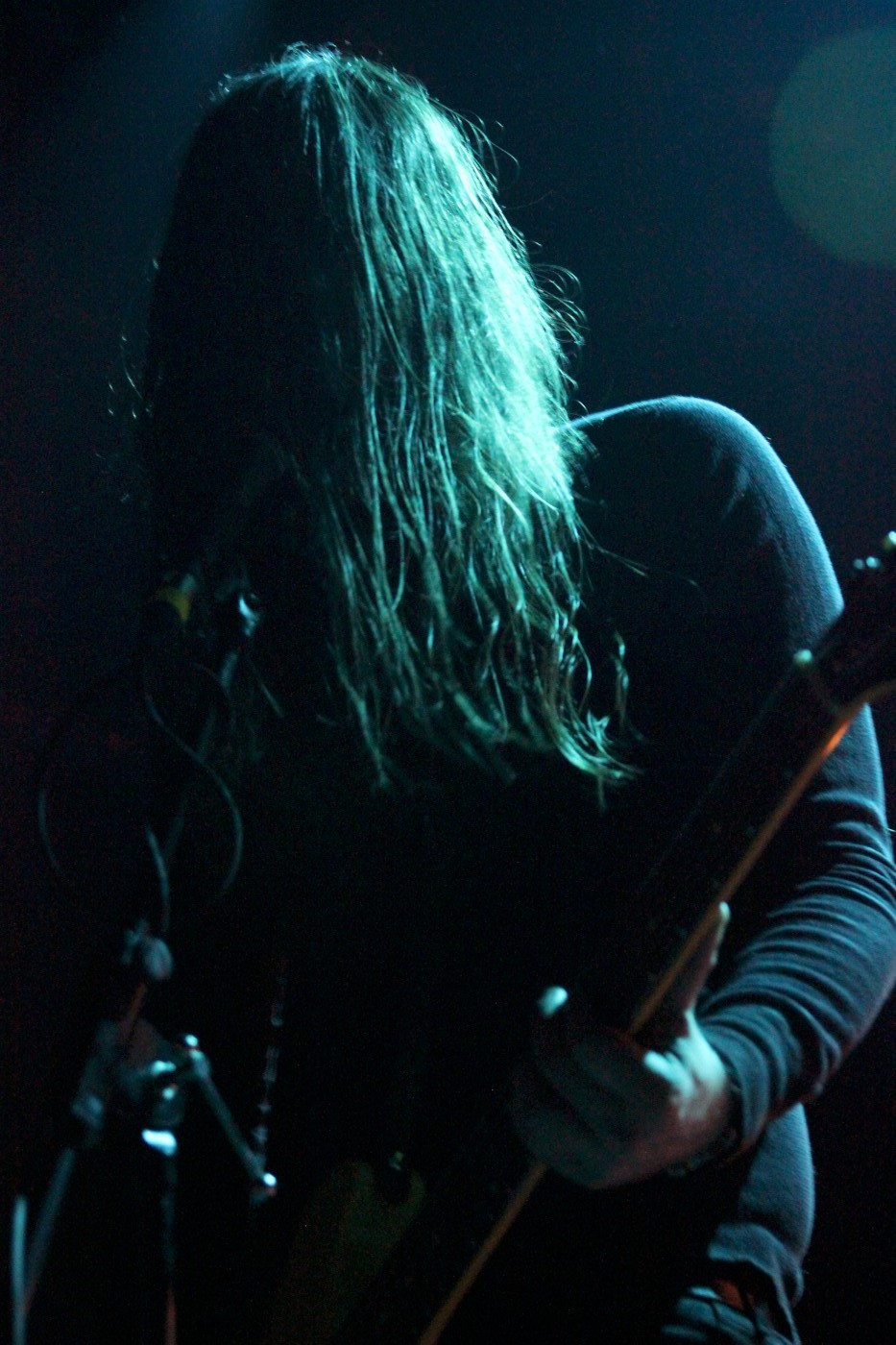 Uncle Acid and the Deadbeats (Photo by JJ Koczan)