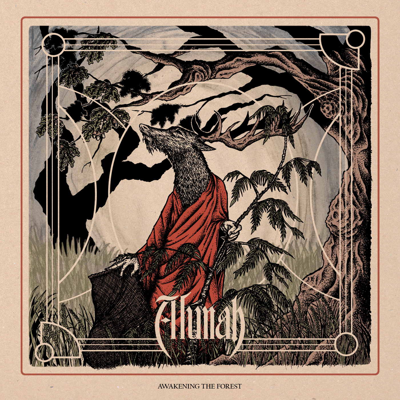 alunah awakening the forest