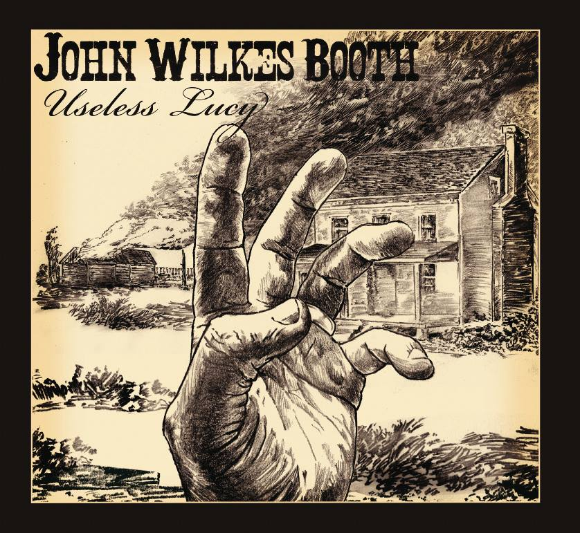 john wilkes booth useless lucy