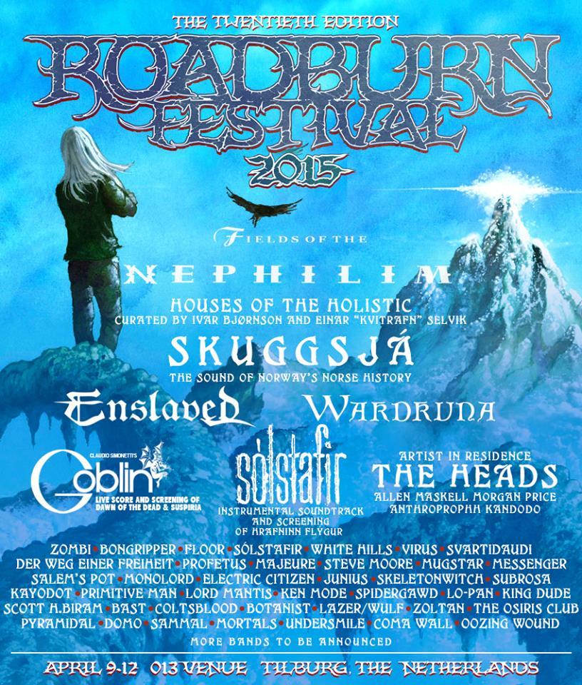roadburn 2015 flyer