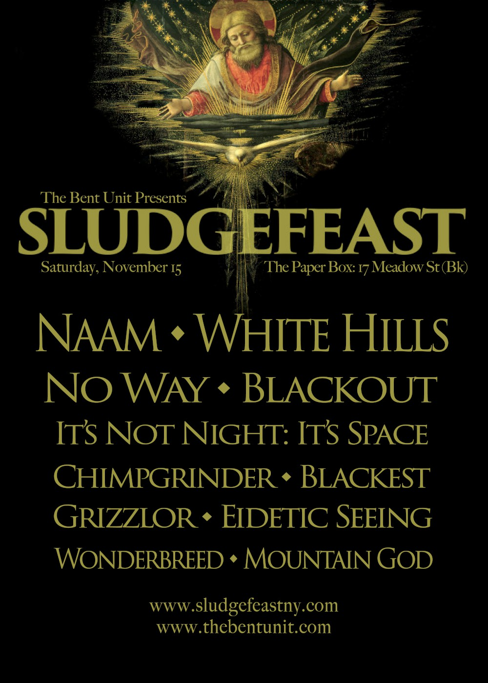 sludgefeast poster