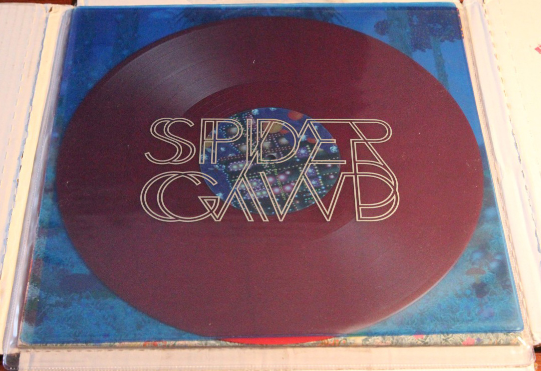 spidergawd-spidergawd-lp-sleeve-and-record