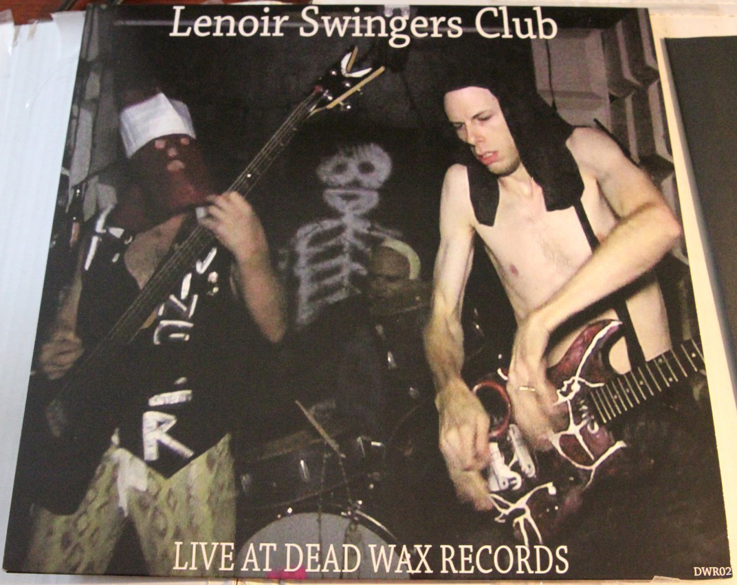 the-lenoir-swingers-club-the-asound-split-vinyl-the-lenoir-swingers-club-cover