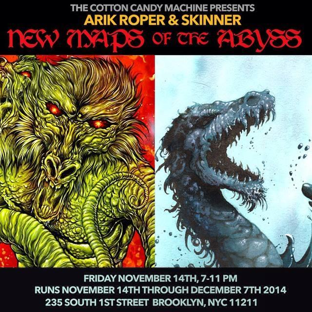 arik roper and skinner