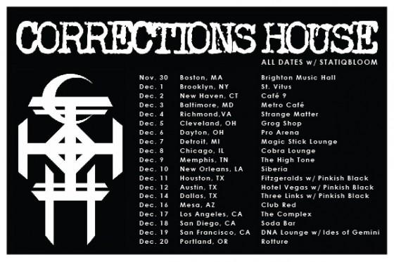 corrections house tour