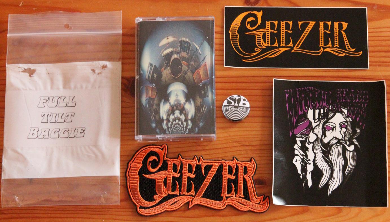 Review Geezer Live Full Tilt Boogie