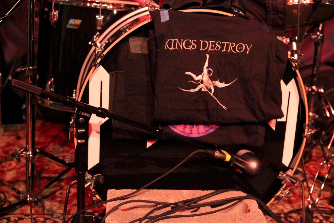 Kings Destroy (Photo by JJ Koczan)