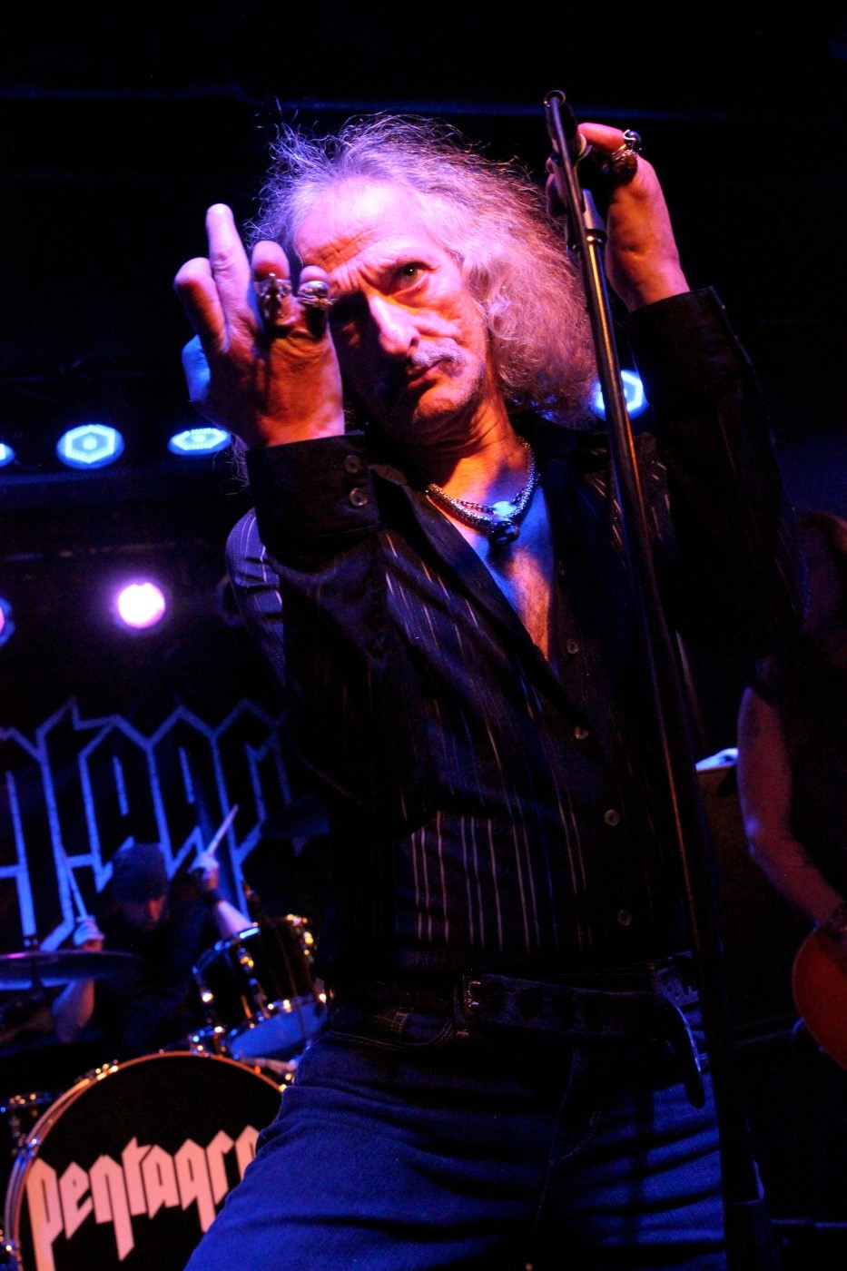 Pentagram (Photo by JJ Koczan)