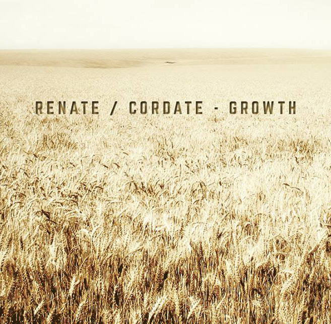 renate cordate growth
