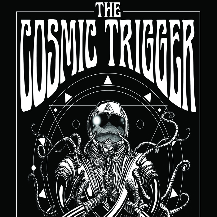 the cosmic trigger the cosmic ep cover