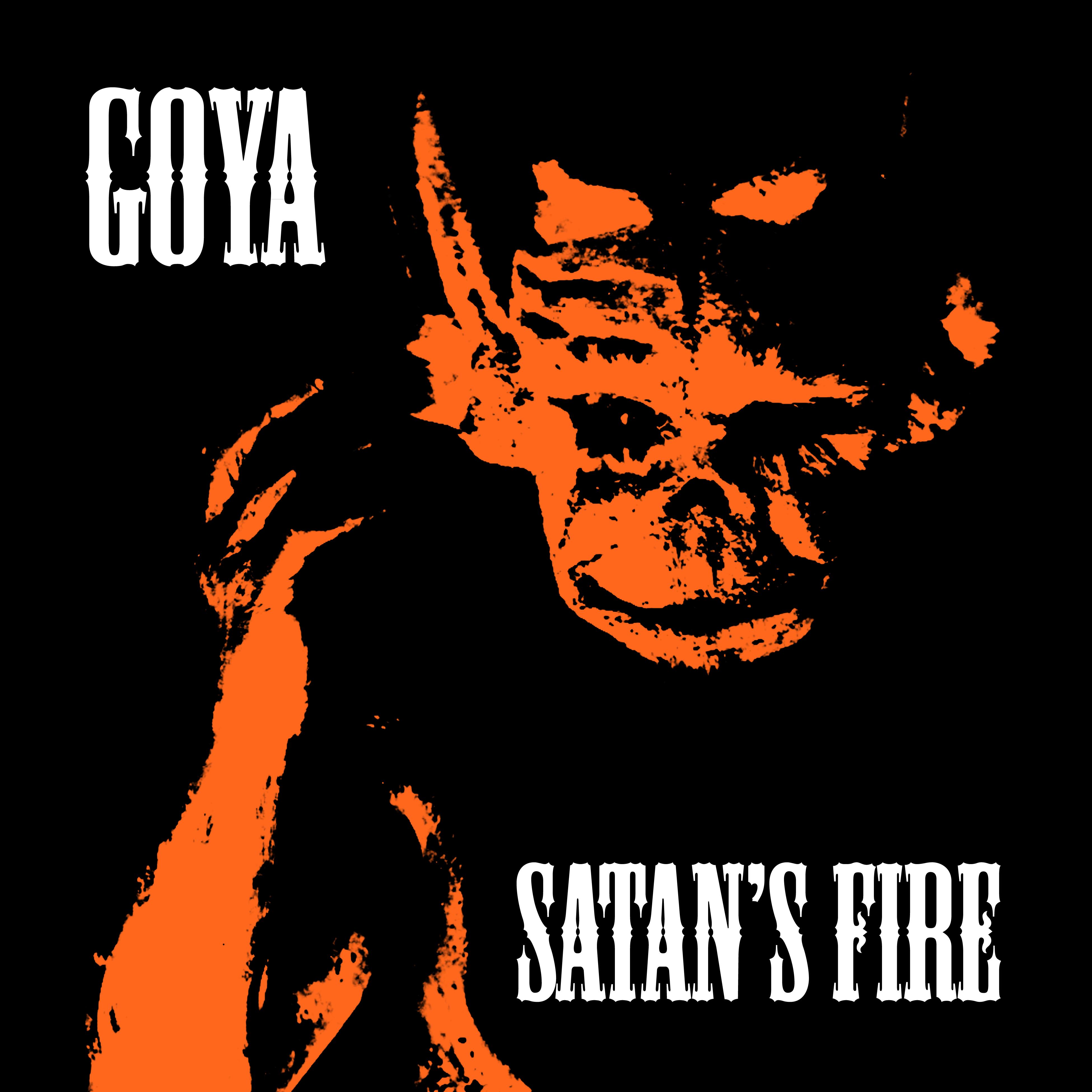 Goya Satan's Fire