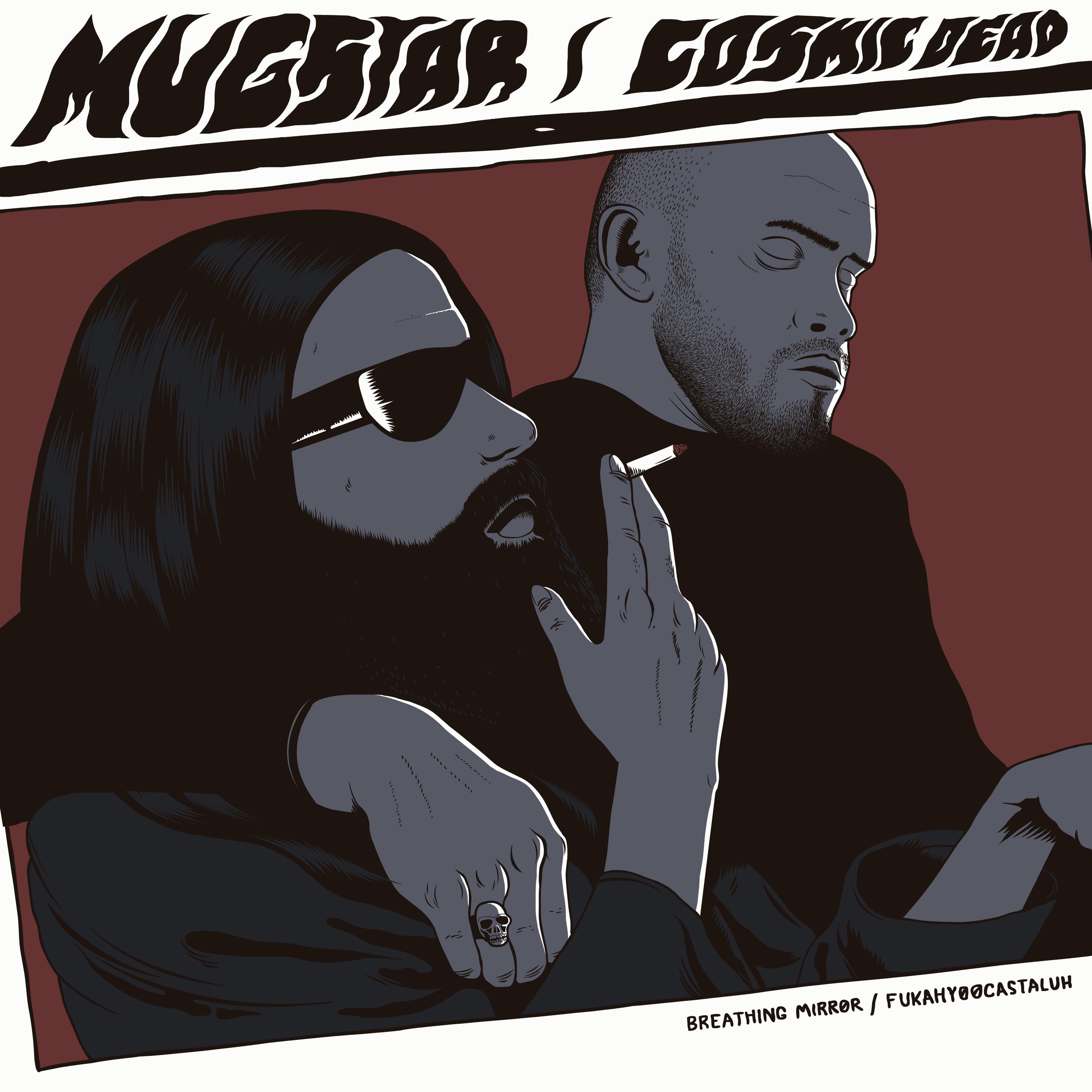 Mugstar & Cosmic Dead Split LP