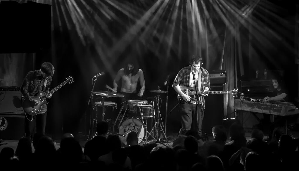 all them witches (Photo by Hannah Arnold)