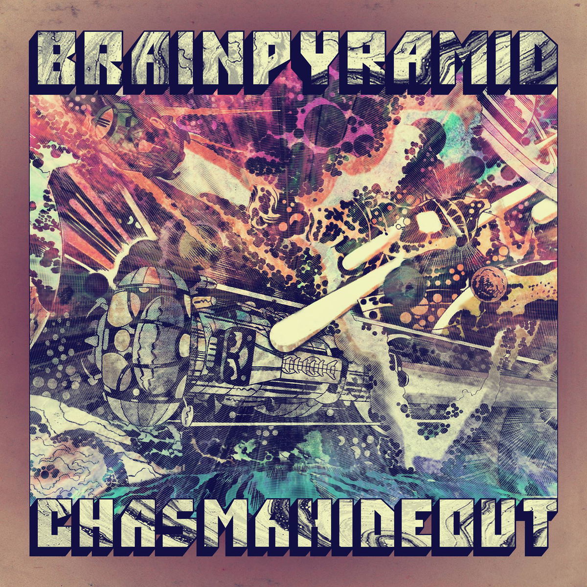 brain pyramid chasma hideout