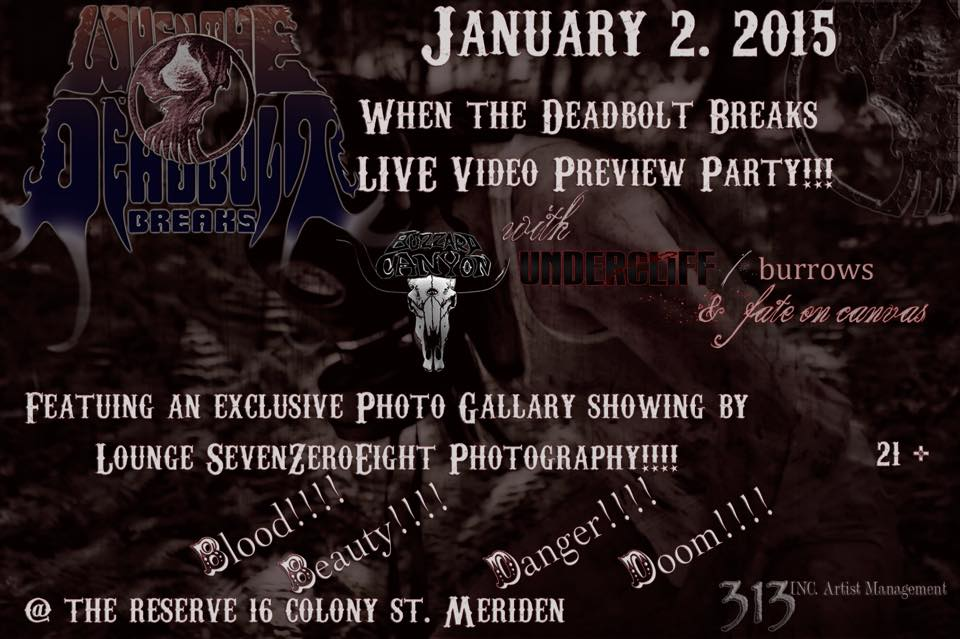 deadbolt flyer