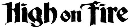 high on fire logo