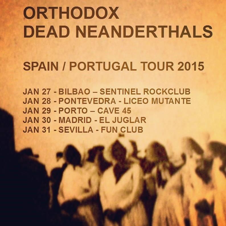 orthodox dead neanderthals tour