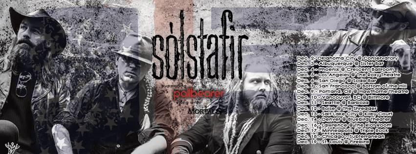 solstafir banner
