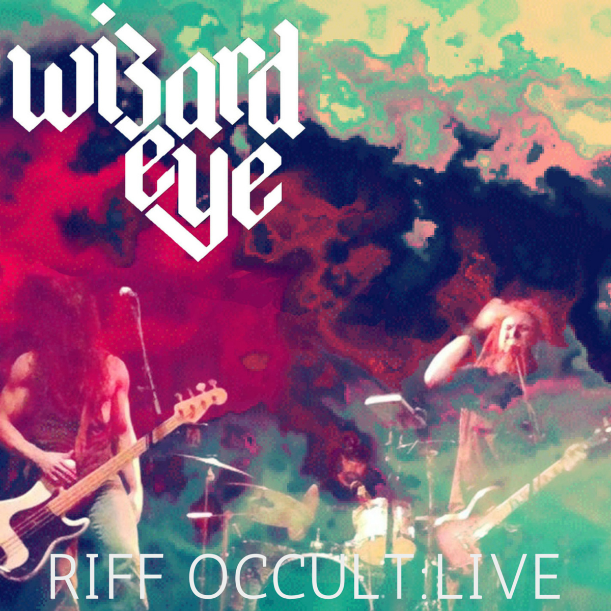 wizard eye riff occult live