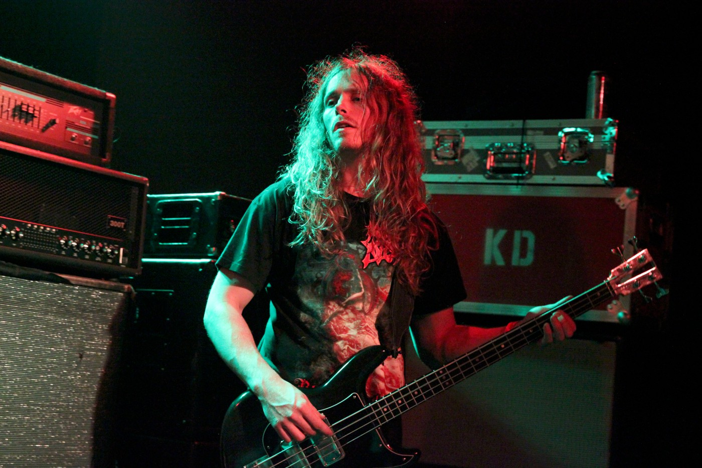 YOB (Photo by JJ Koczan)
