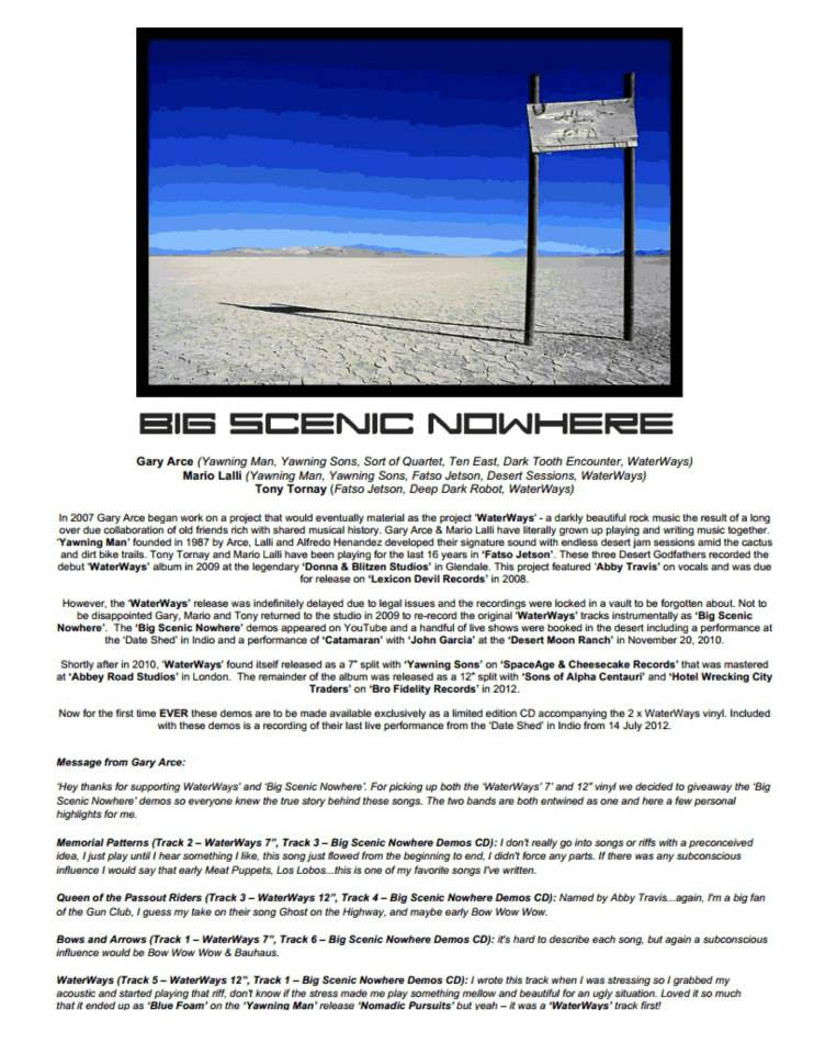 big scenic nowhere liner 1
