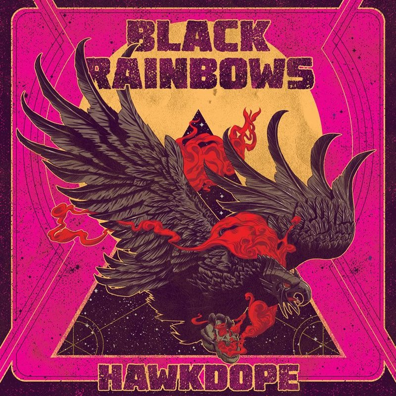 black rainbows hawkdope