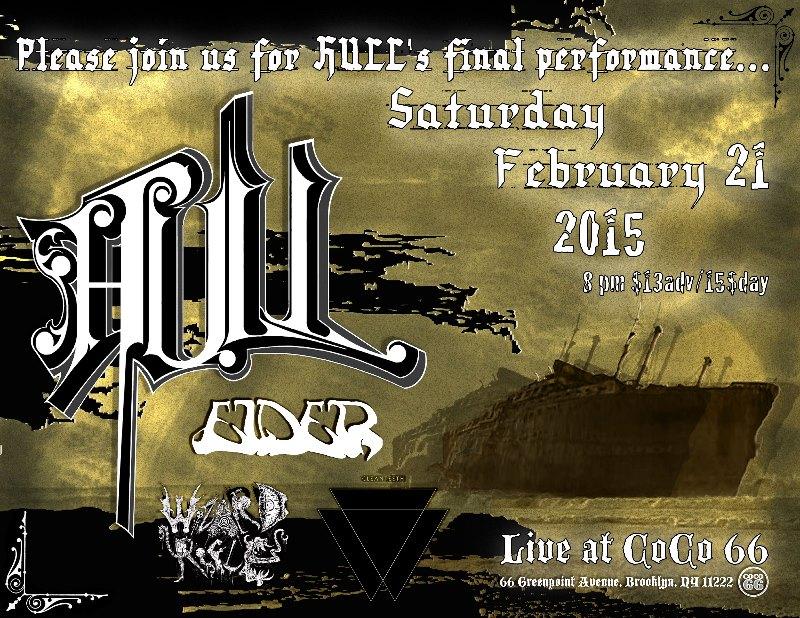 hull last show