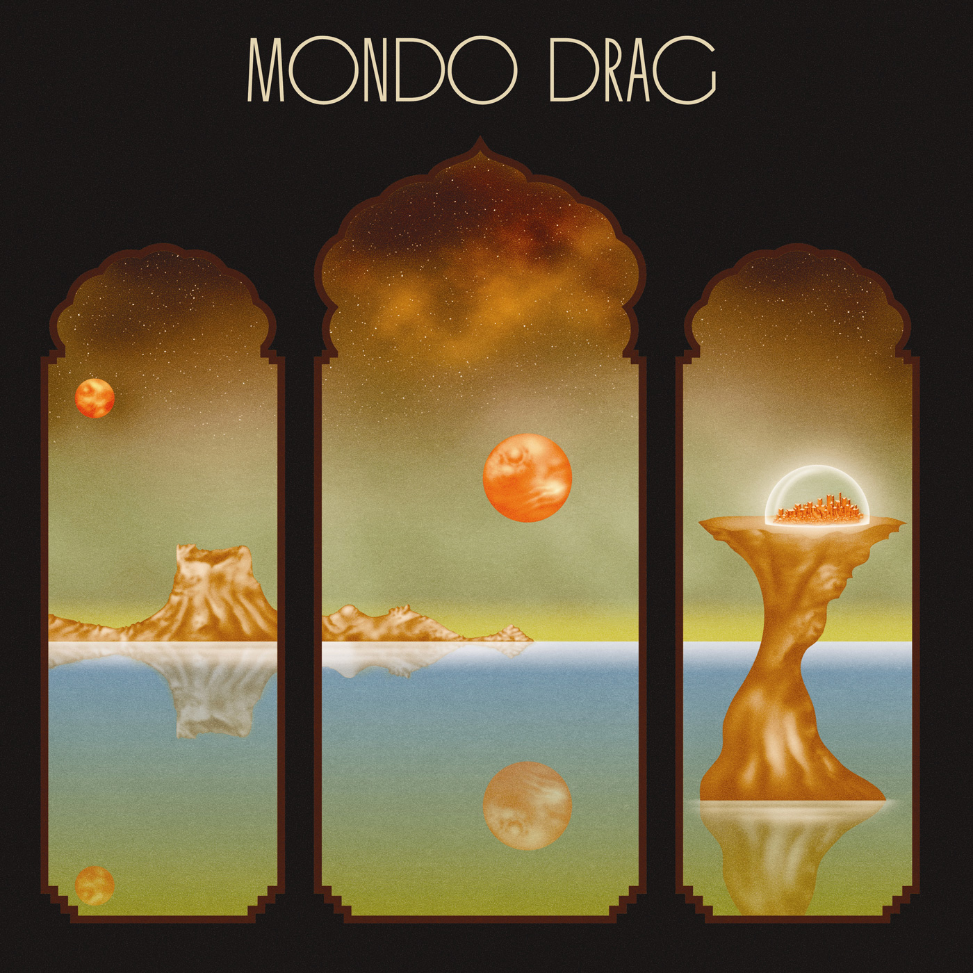 mondo drag self-titled