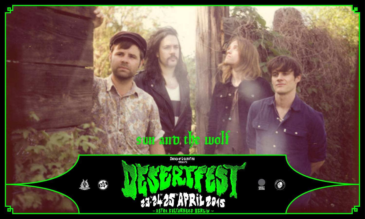 the sun and the wolf desertfest berlin 2015