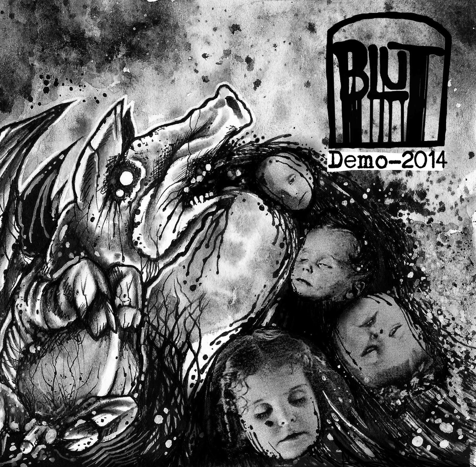 blut demo 2014