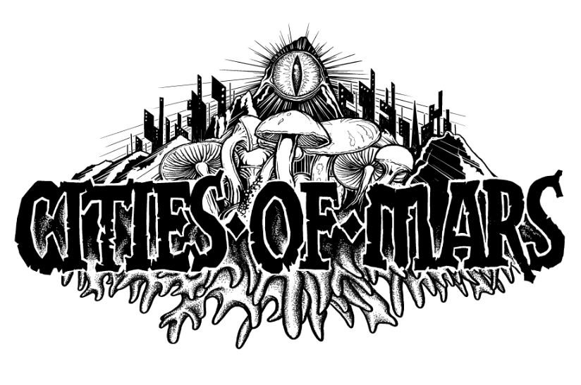 cities of mars logo
