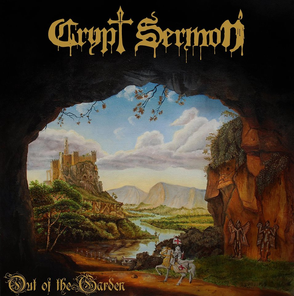 crypt sermon out of the garden