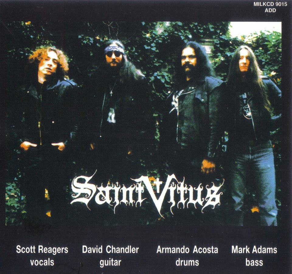 saint vitus with reagers