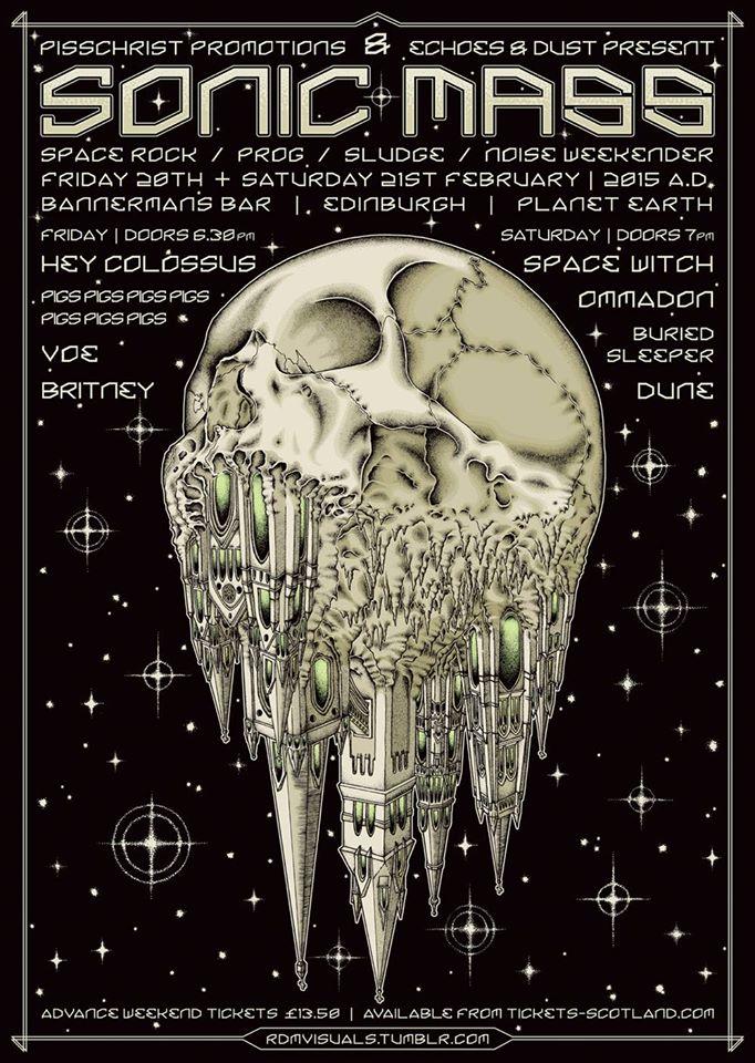 sonic mass poster
