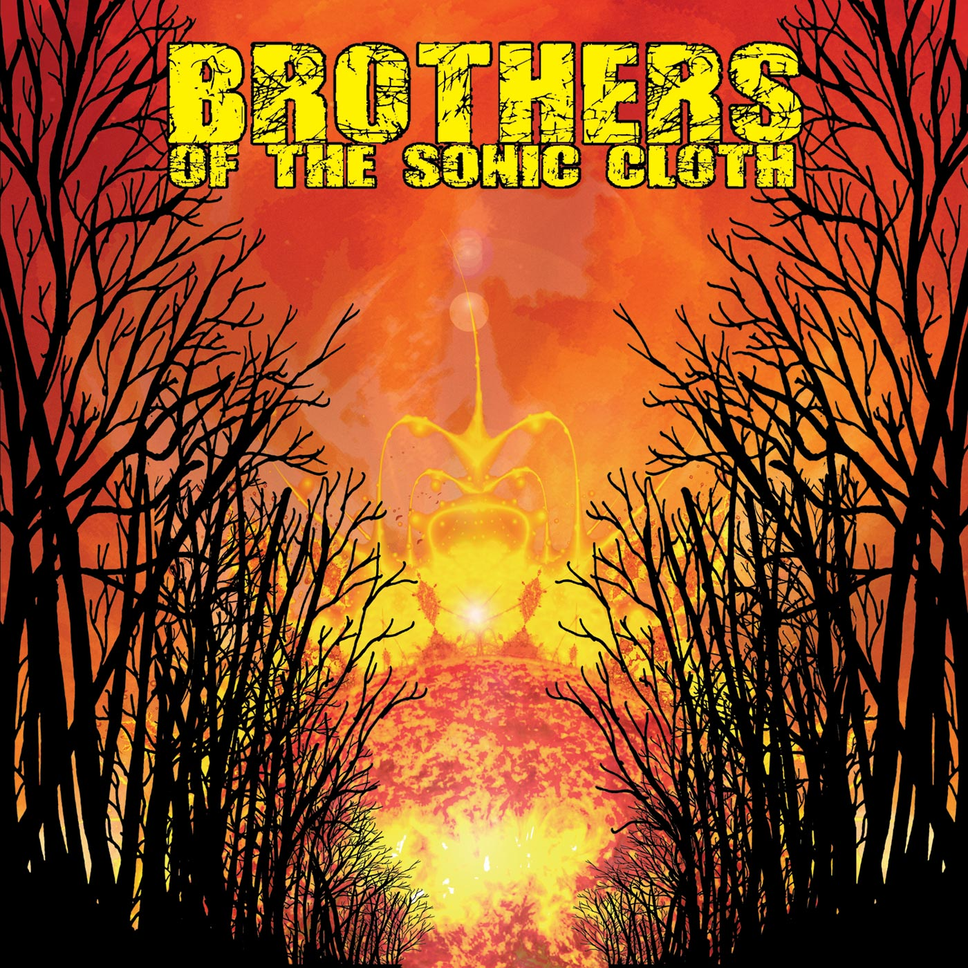 brothers of the sonic cloth self titled
